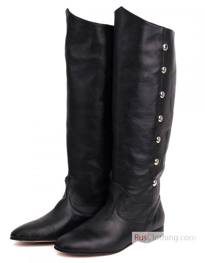 Soldier boots Napoleon