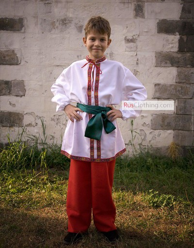 Cossack costume for men