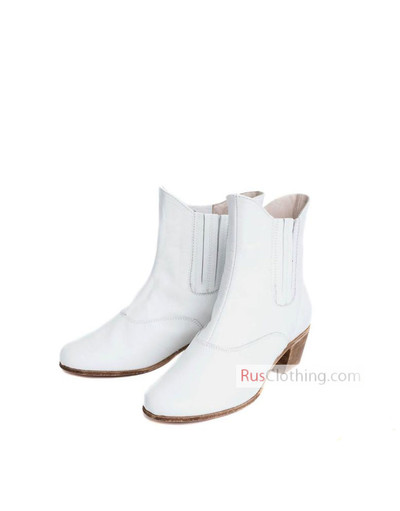 Russian boots for Quadrille