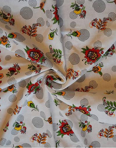 Matryoshka fabric