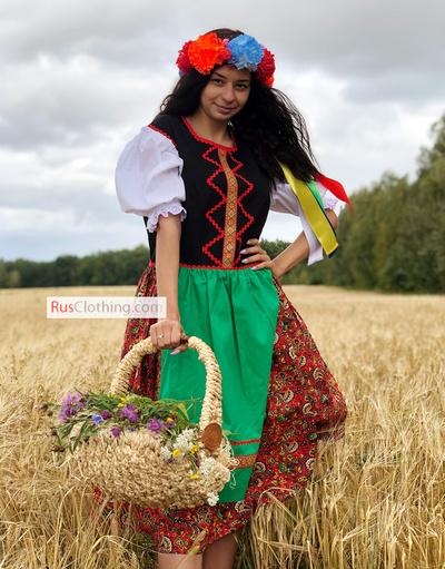 Polish clothing women