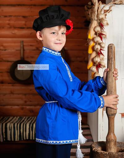 Russian shirt boys