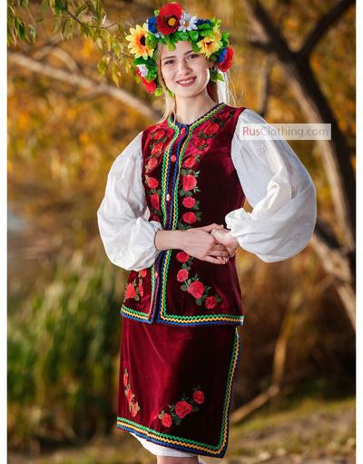 ukrainian dress