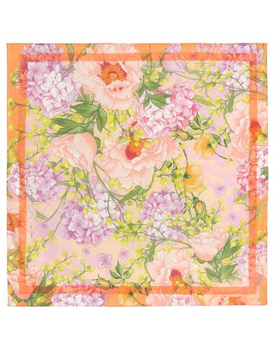 Floral Cross Stitch ''Amethyst'' pdf pattern