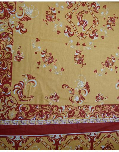 Textile russe '' Khokloma classic ''