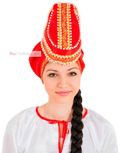 Russian wedding crown