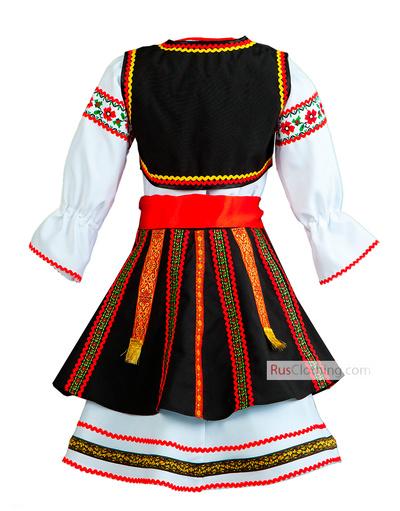 Moldova dress