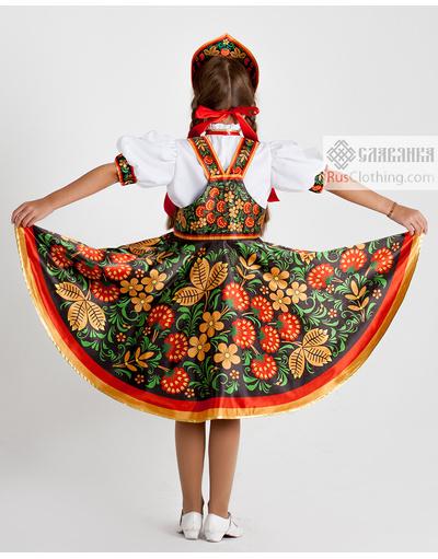traditional attire for dances