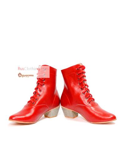 Kadrille dance boots
