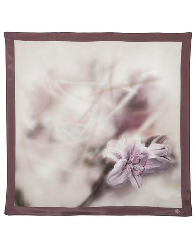 Silk scarf ''Lily''