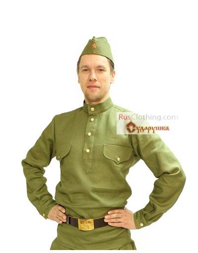 Soviet uniform Gimnastyorka