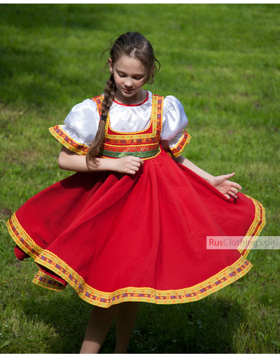 russian circle skirt