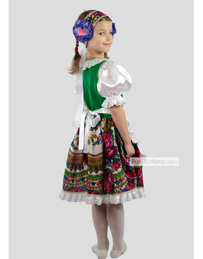 traditional dress of Hungary