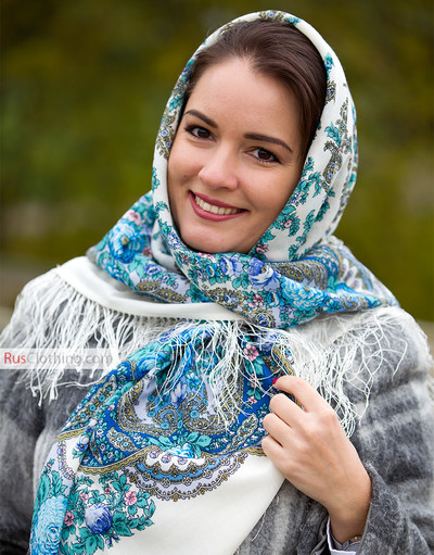 Russian shawl