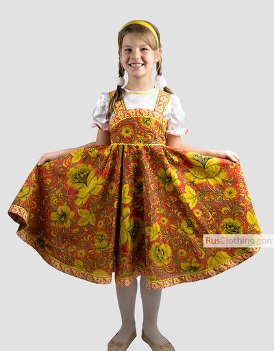 Matreshka dress