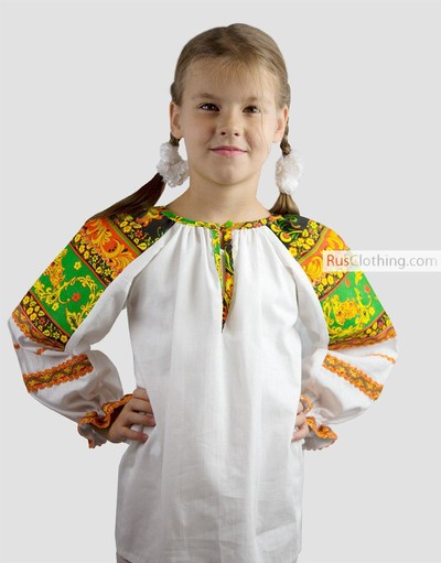 Russian blouse