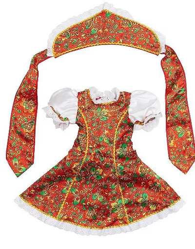 folk dance wear