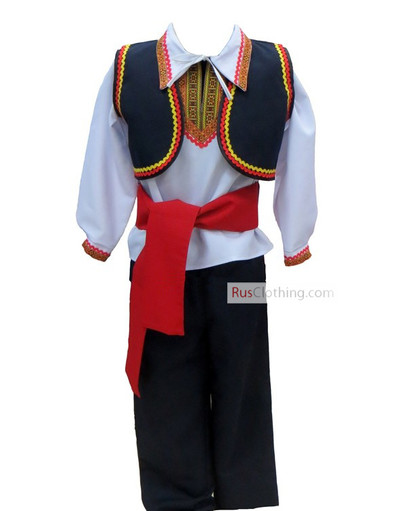 Romanian costume ''Moldova'' for boys