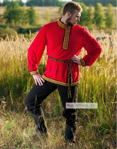les russe hommes Costume pour traditionnel mNnv8w0