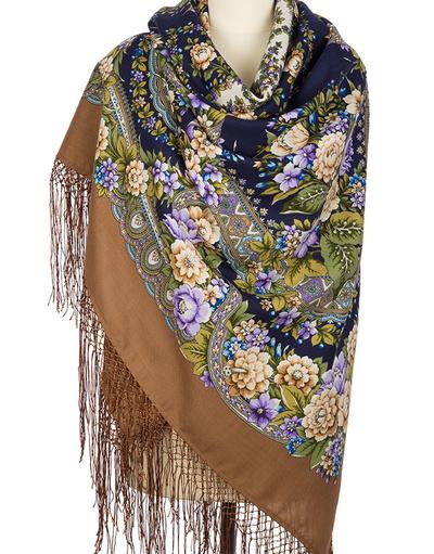 Wool shawl ''Darlyng''