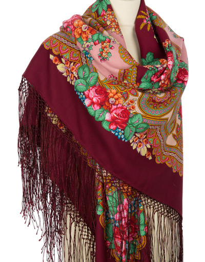 Wool shawl ''Labzin's''