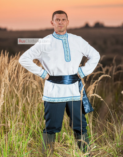 Russian costume for men