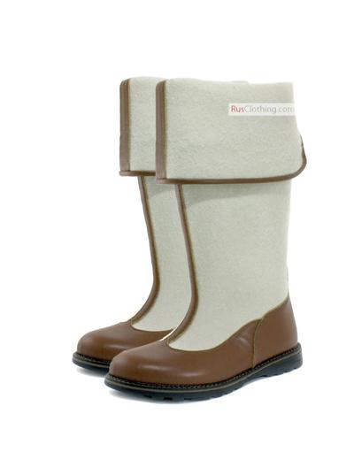 Russian Hunter boots