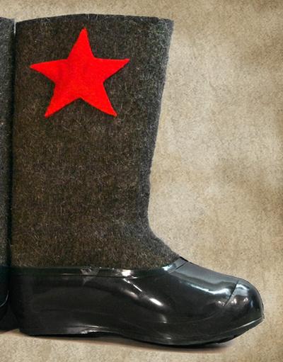 Budenoff Valenki Felt Boots Rusclothing Com