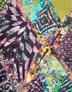 Shawl Wrap ''Patchwork''