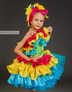 Brazilian dance costume