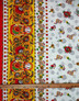 Russian matreshka fabric