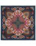 Cotton head scarf ''Caleidoscope''
