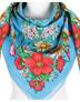 Cotton shawl  ''Sunny dance''