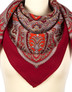 Wool shawl ''Oriental princess''