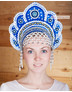 Russian headdress
