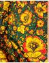 Russian pattern ''Khokloma classic''