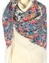 Wool shawl ''Lyre''
