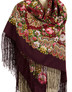 Wool shawl ''Desirable''