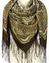 Wool shawl ''Taleteller''