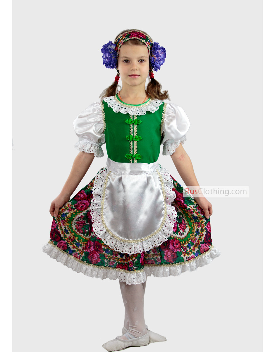 National Hungarian costume | RusClothing.com