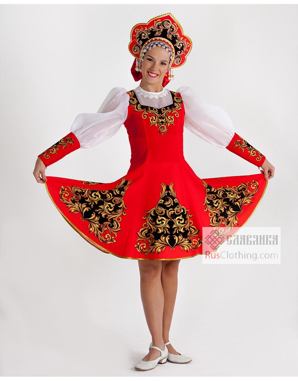 National costume u0026#39;u0026#39;Russian Spiritu0026#39;u0026#39; | RusClothing.com