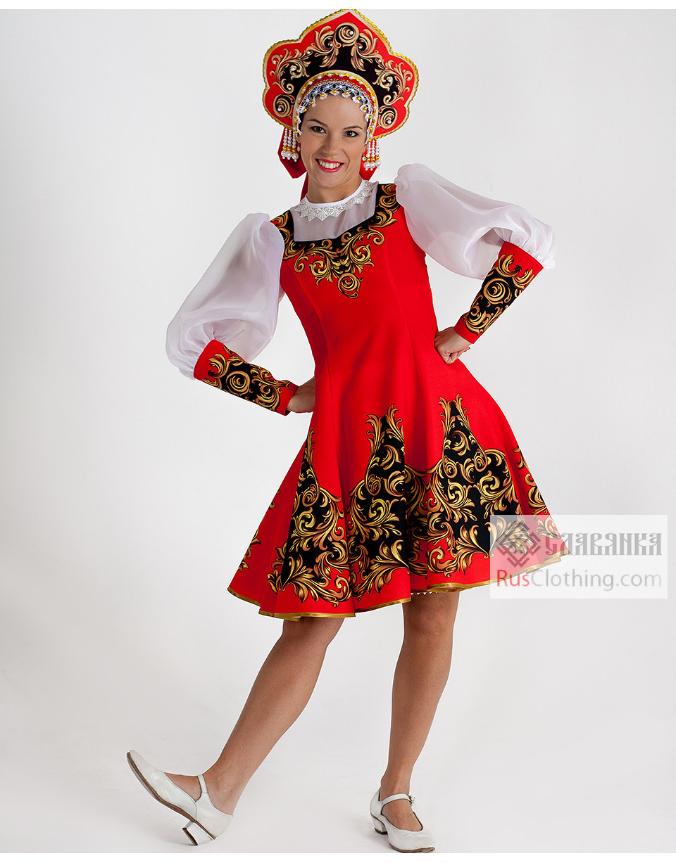 Dresses-sarafans: we choose and make independently