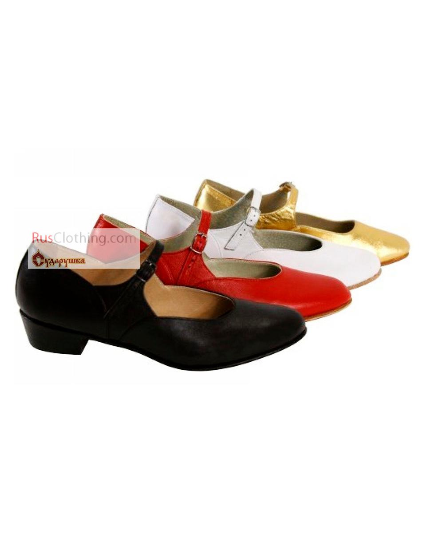 Russian Dance Shoes Folk Rusclothing Com